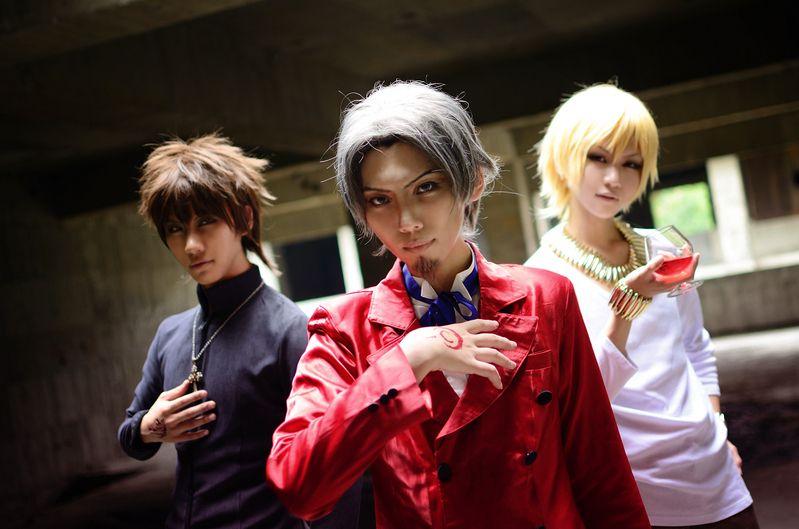 Takeshi(たけし/武司) Kirei Kotomine Cosplay Photo - WorldCosplay