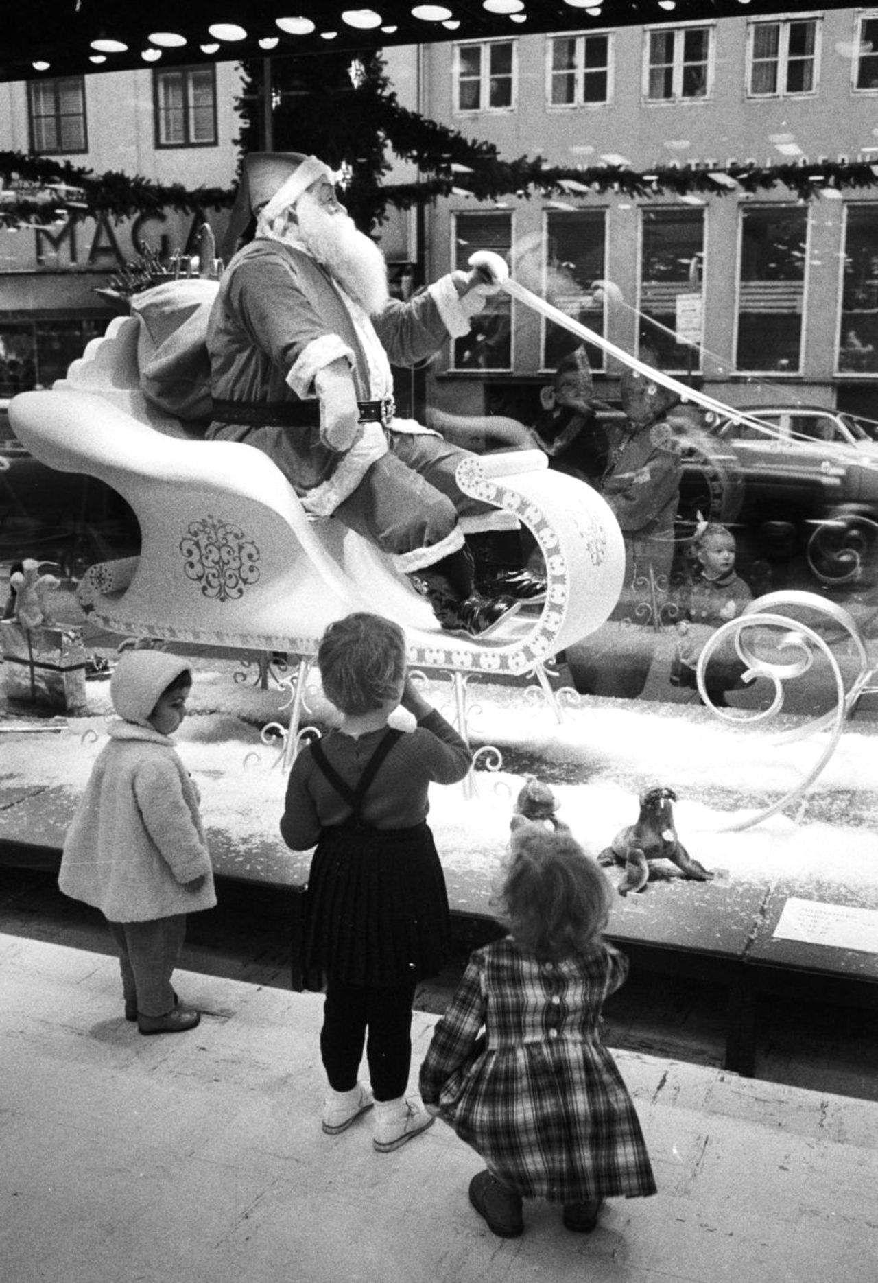 Se Billederne Jul I Gamle Dage I København Wwwbtdk Old
