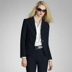 97467322339 shopstyle.com  Platinum Washable Wool Jacket