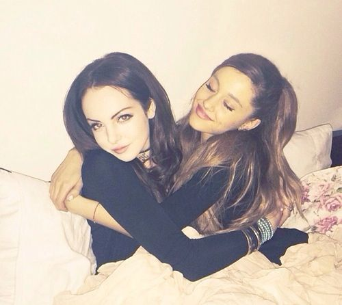 Liz and Ariana