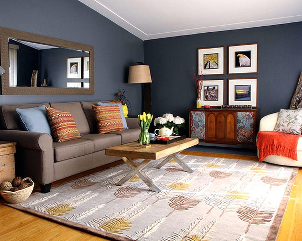 Idea Warna Cat Ruang Tamu  Desainrumahidcom
