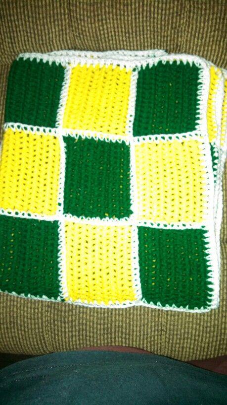 Baby blanket #6