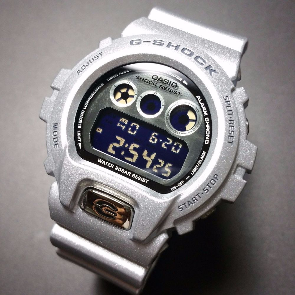 G Shock Dw 6930bs 8jr 30th Anniversary Limited Edition Brand New Casio 6900nb 7dr Gshock