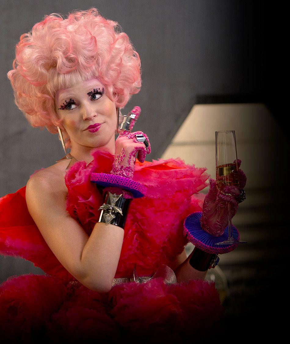 Effie Trinket | Hunger Games | Hunger Games, Hunger games ...  Effie Trinket |...
