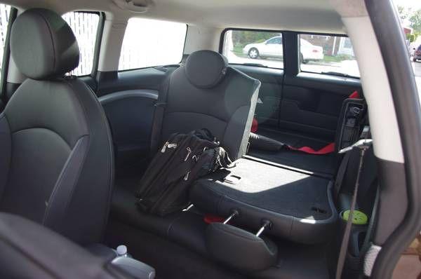 Make Mini Model Cooper S Clubman Year 2009 Exterior Color Brown Interior