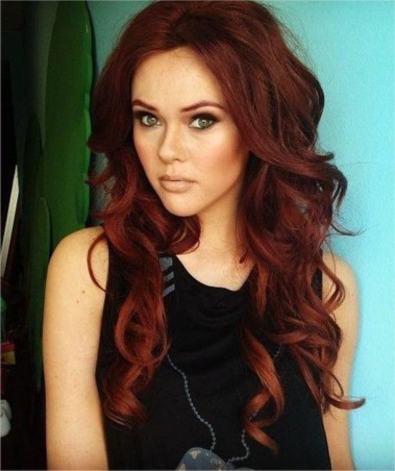 New Hair Color Ideas For Brunette 2016 ~ Hairstyles 2016 ...