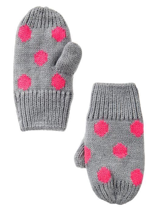 dot mittens | Kids Fashion / Kindermode | Pinterest | Ropa de niñas ...