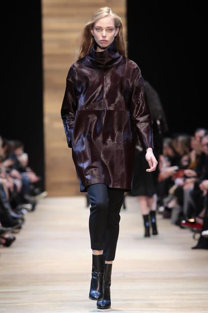 Guy Laroche Ready To Wear Fall Winter 2014 Paris - NOWFASHION
