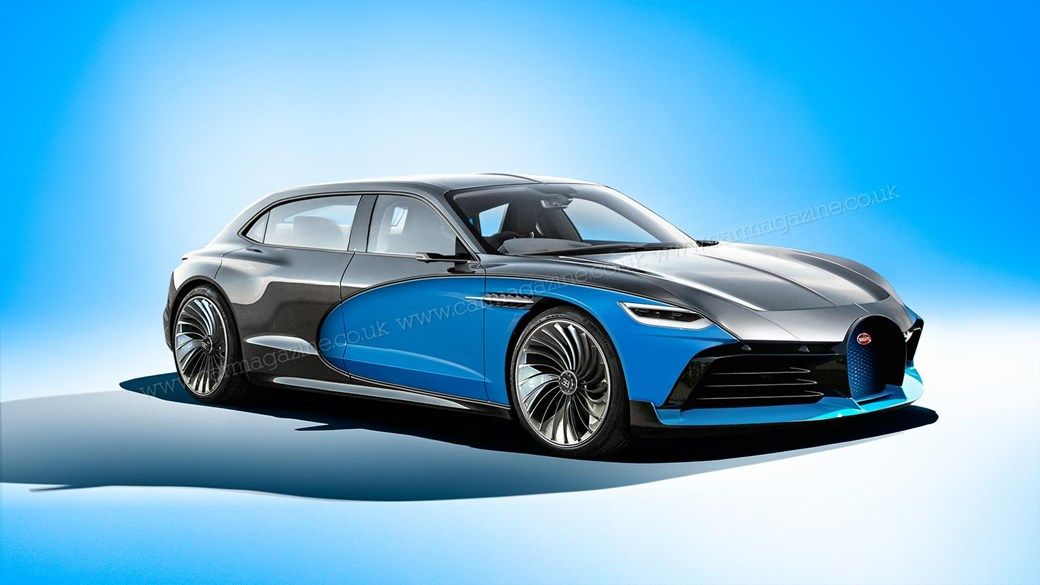 Bugatti Royale back for 2023 as an electric hyperlimo