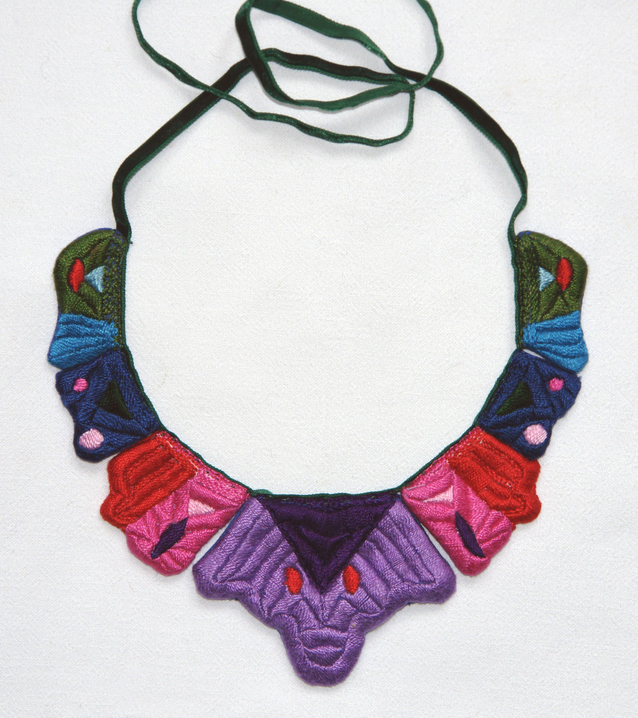 gifts glass handmade for beaded necklace her soutache bead lovely ideas beautiful textile