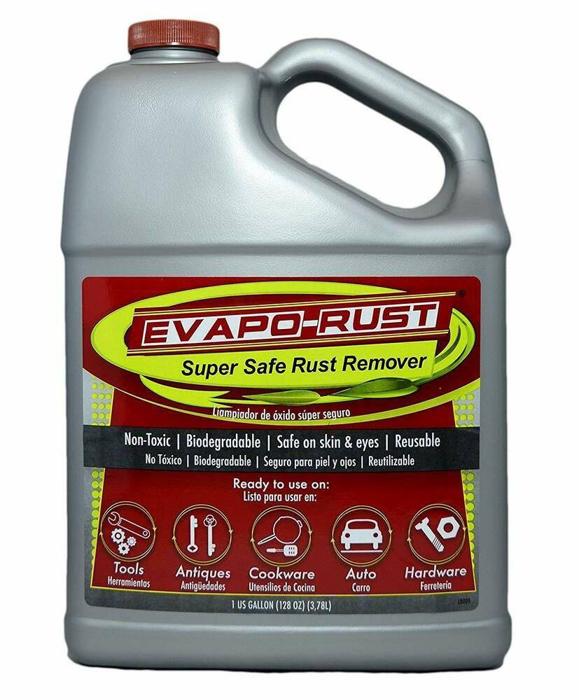 EvapoRust The Original Super Safe Rust Remover Water Based