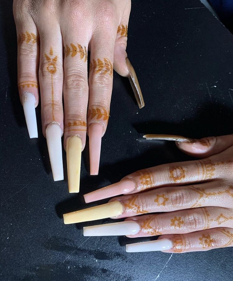Pin on Flawless Nails