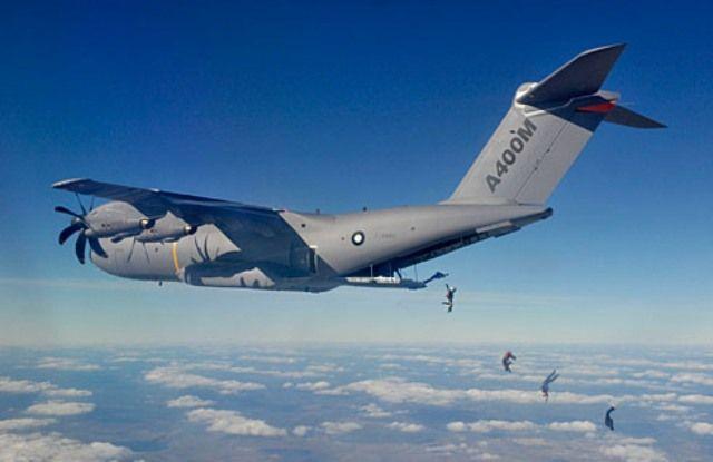 El CEO de Airbus vuelve a saltar desde el A400M-noticia defensa.com