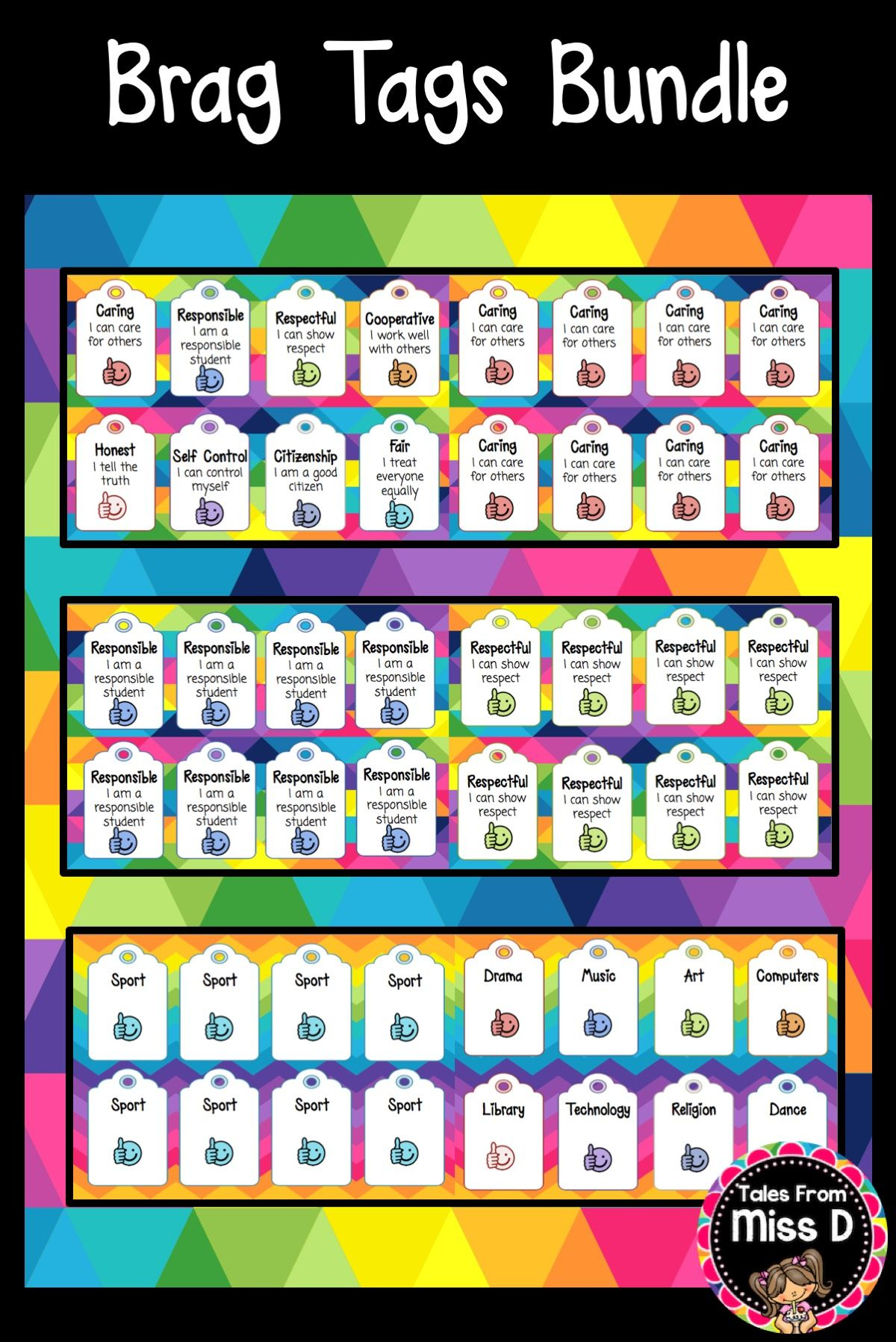 Behavior and Subject Brag Tags #sciencehistory