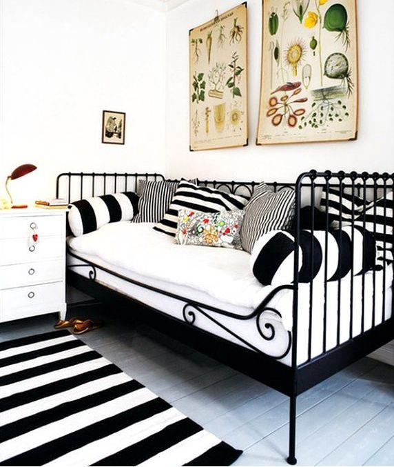 estilo vintage : Sofás-camas de forja   Sofás cama, Estilo vintage y ...