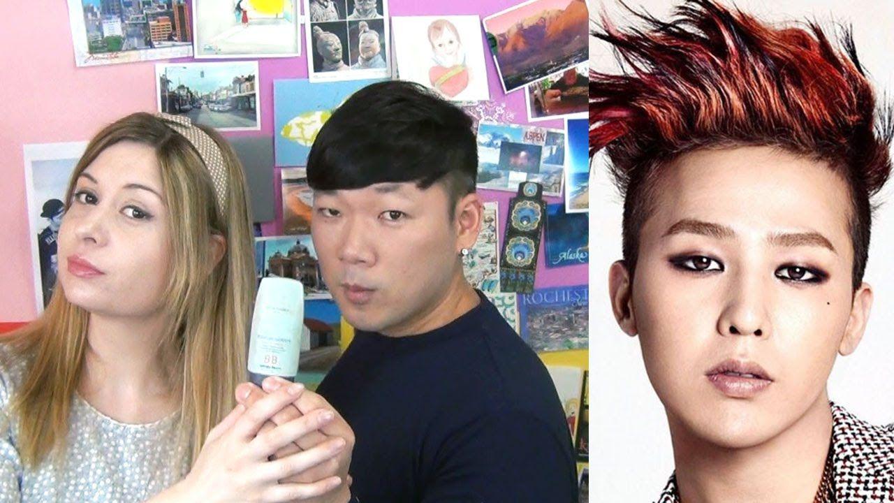 Do Korean Guys Wear Makeup Men Wearing Makeup Asian Men Guys
