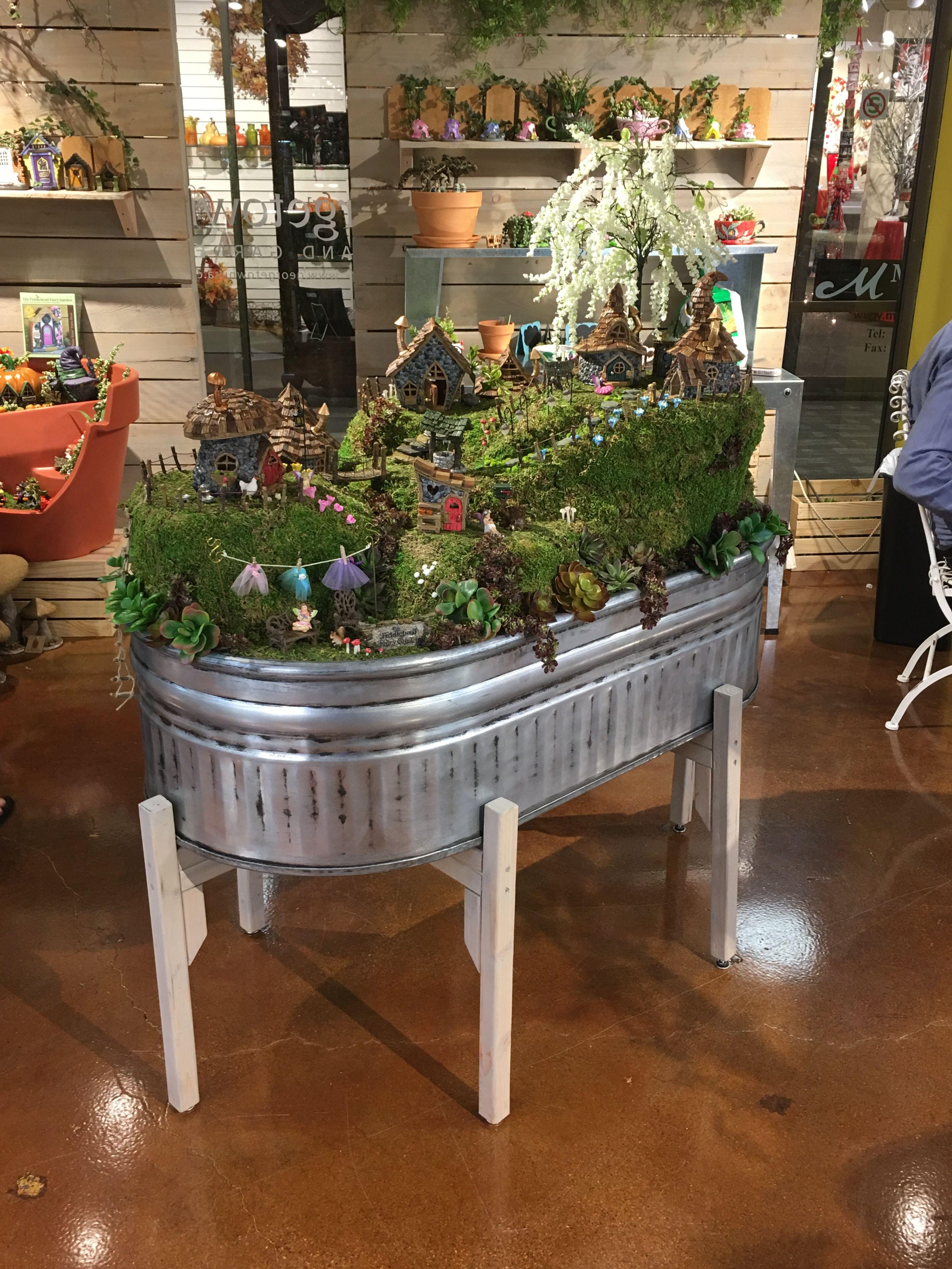 Dallas Market Jan 2017 Georgetown Fairy Gardens Indoor Fairy