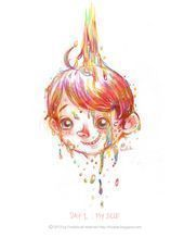 FRODOLA ::: ALODORF: 30 Days Drawing Challenge - #alodorf #challenge #drawing #frodola - #new - - - -