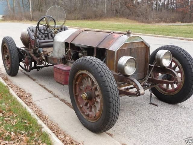 American Lafrance Type 14 6 Short Chis Fire Truck Custom Sdster 1921 Picture 09l2g240618852ab