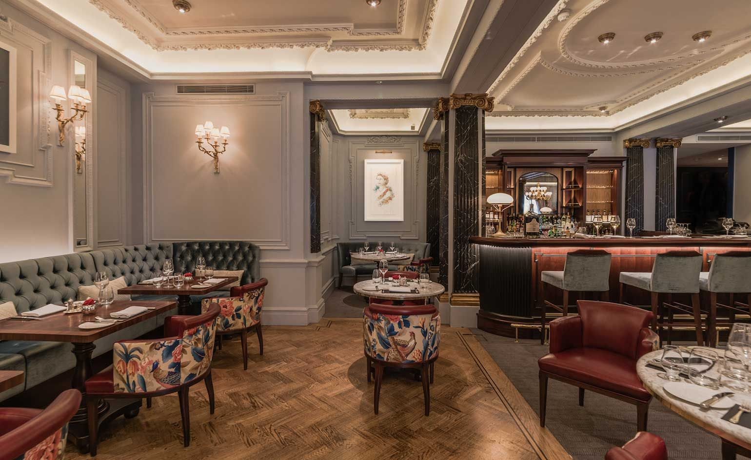 The Game Bird the best restaurant in London explore it now