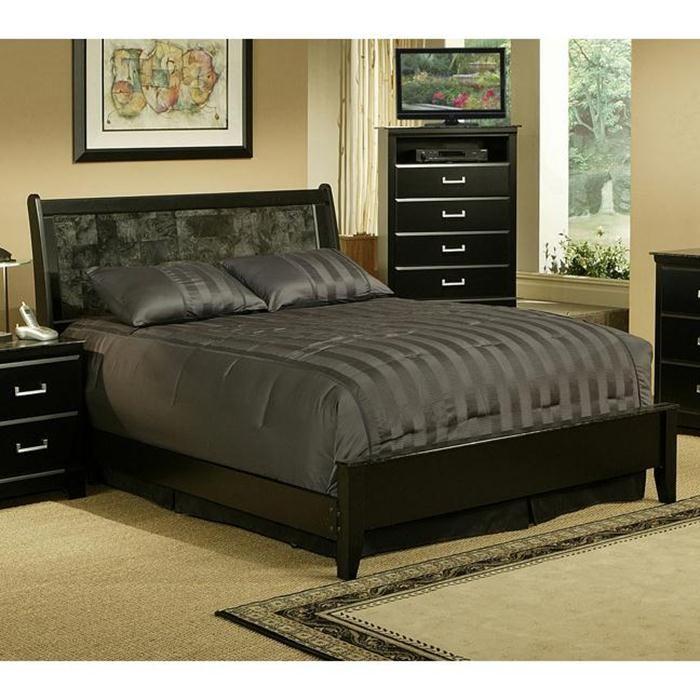 Metro Park Full Bed   Nebraska Furniture Mart