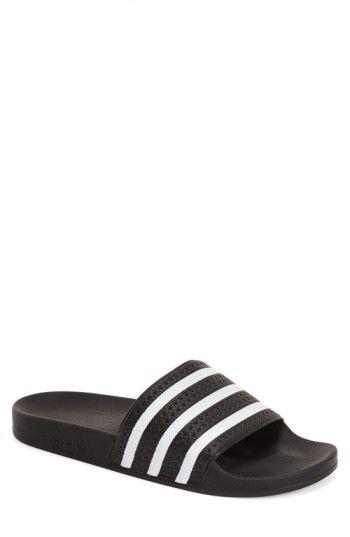 best service 86050 aea5d ADIDAS ORIGINALS ADILETTE SLIDE SANDAL. adidasoriginals shoes