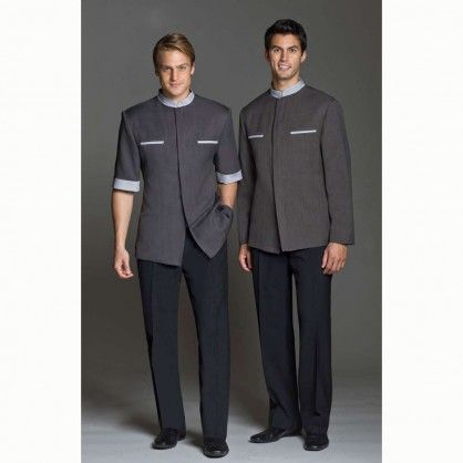 Source bellboy uniform for hotel housekeeping uniform for Hotel design jersey