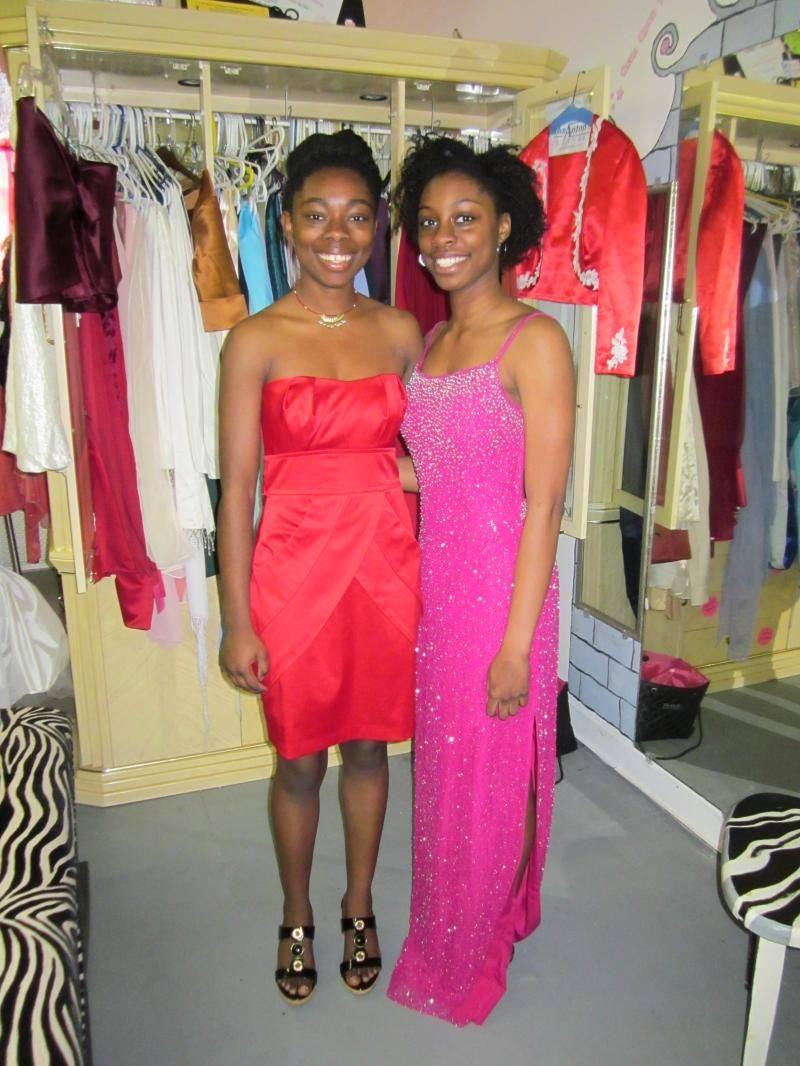 Prom dress donation ma long