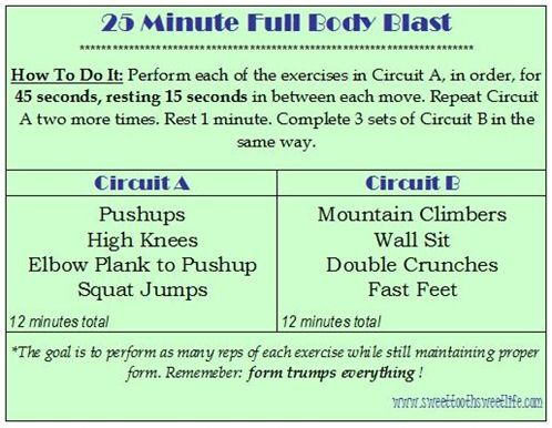Pin On No Gym Required Workouts