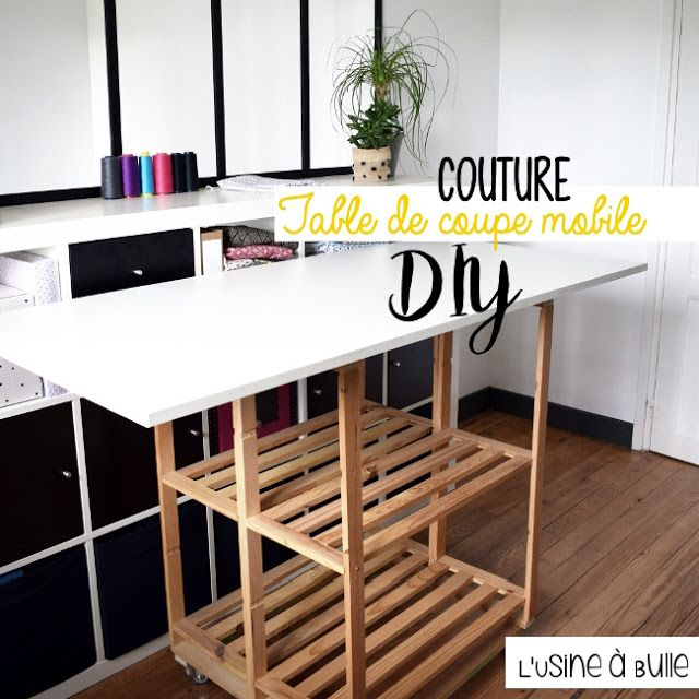 Table De Coupe Couture