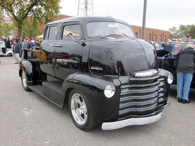 1950 Chevrolet Chevy Coe Pickup Truck Barn Find Hot Rod V8 Very