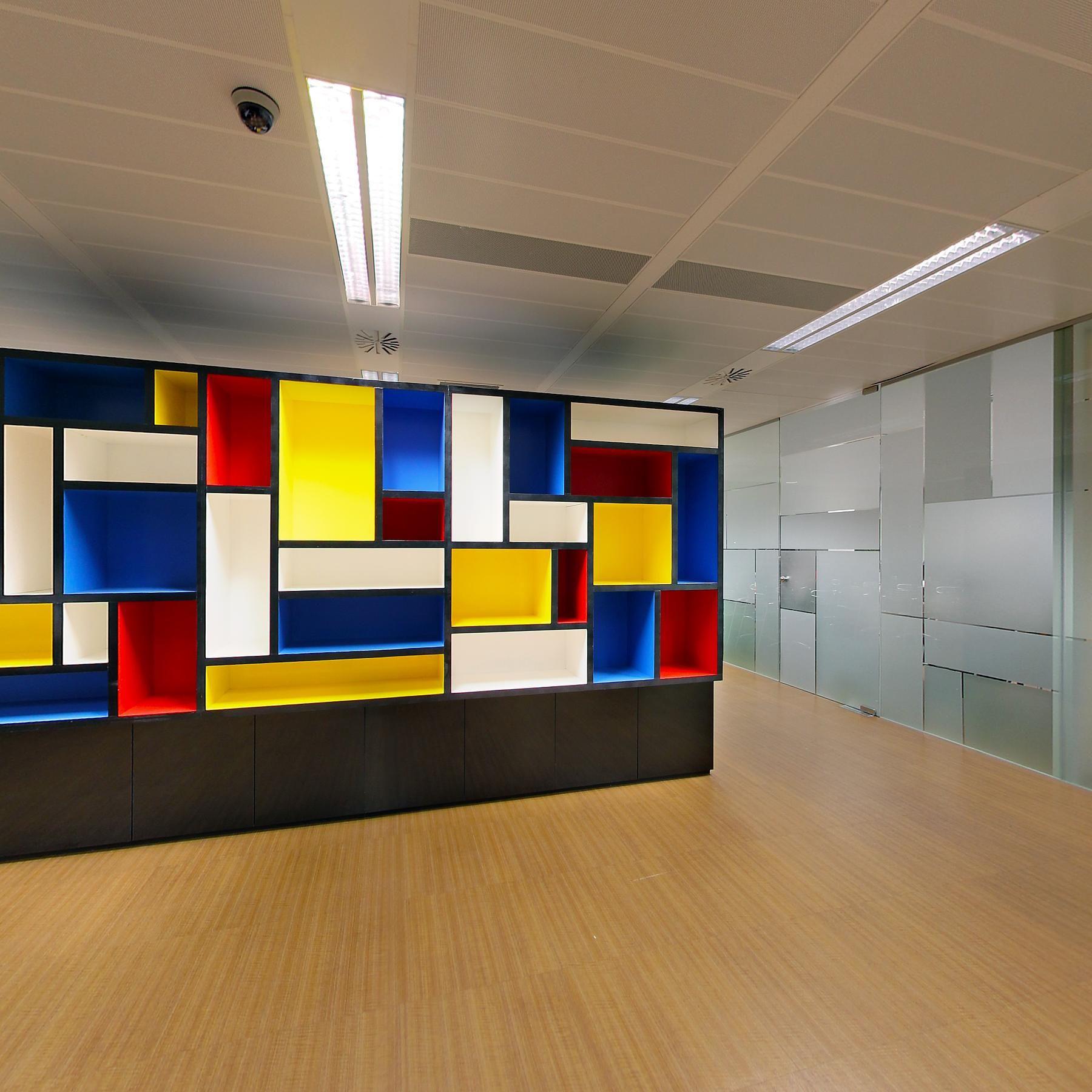 Office. CINC, Centro de negocios en Barcelona.