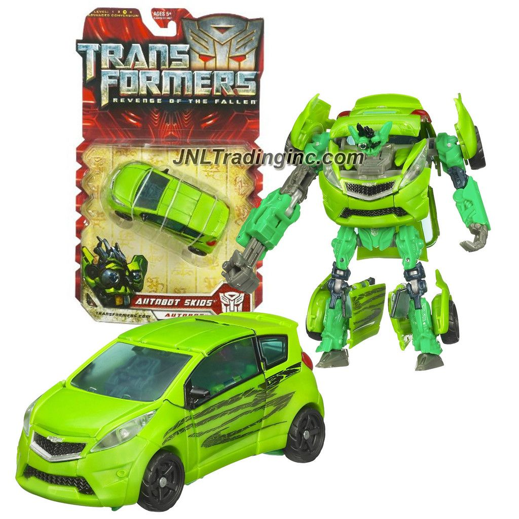 Year 2008 Transformers Revenge Of The Fallen Series Deluxe Class 5