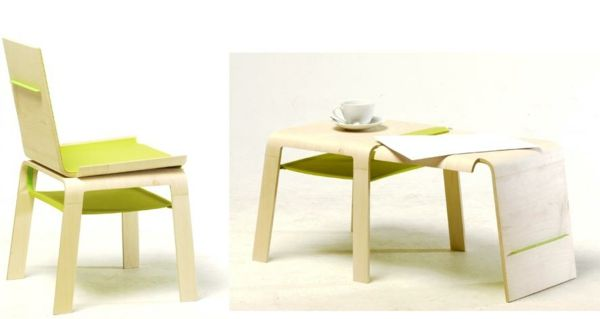 Amazing Chair / Table   Wing Fung Ng