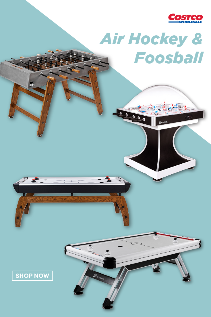 Entertain Your Family And Friends At Home By Upgrading Your Game Room With A Hockey Or Foosball Table You Can Keep Guests E In 2020 Game Room Foosball Foosball Table