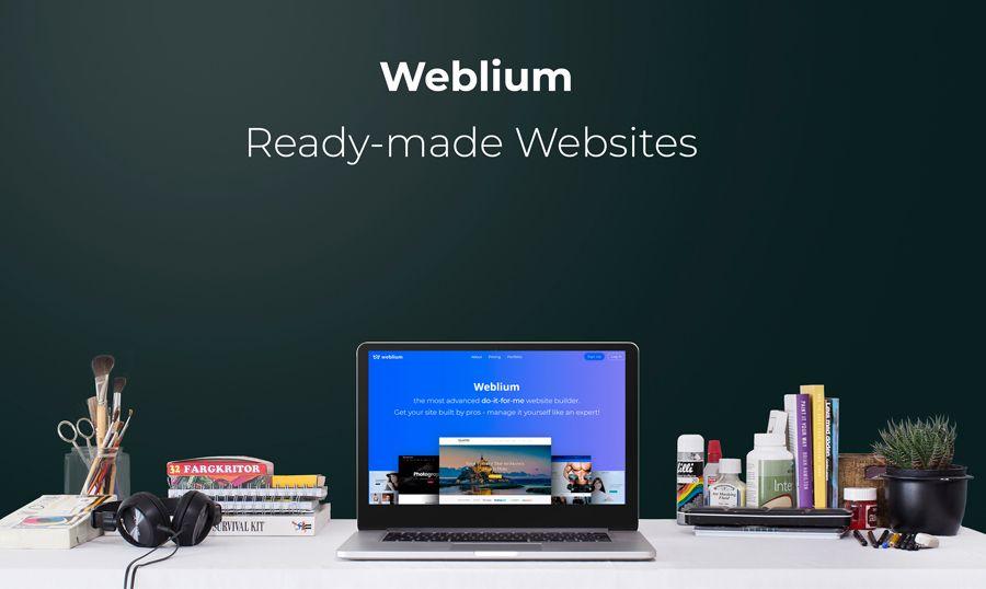 How to Start a Website in 2 Days with Weblium Website Builder
