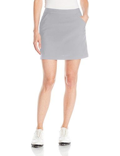 1e3a8279d9 Women's Athletic Skorts - PGA TOUR Womens 17 Sunflux Solid Woven Skort with Comfort  Stretch >>> Check out the image by visiting the link. (This is an Amazon ...