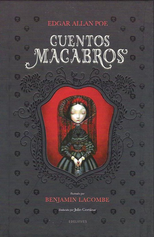 Cuentos Macabros De Edgar Allan Poe Allan Poe Libros Libros