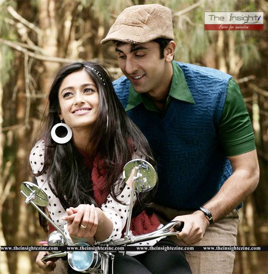 Barfi Movie Review- A Warm love story