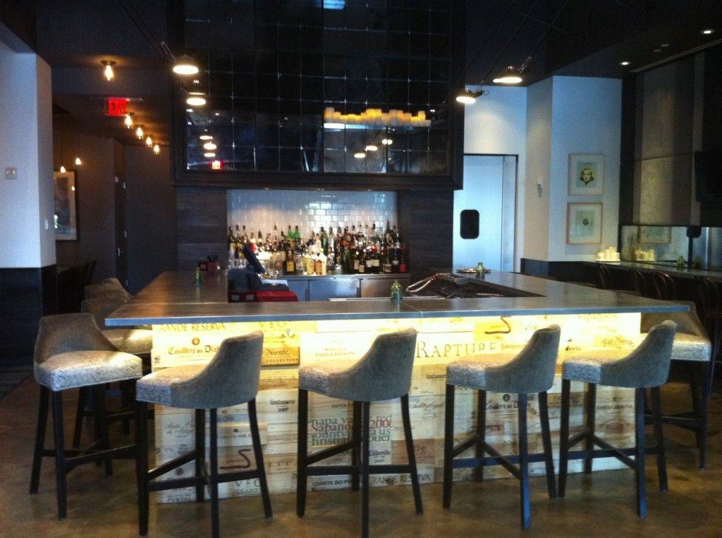 Bar Lounge Furniture | Philippe Restaurant + Lounge