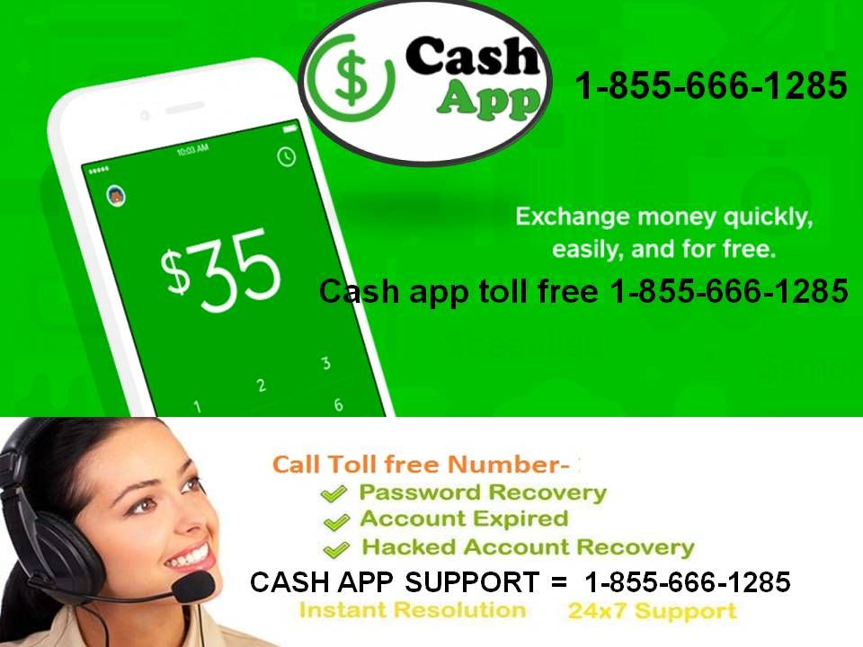 CASH APP SUPPORT NUMBER ( 1855.666.1285 )Get help for any