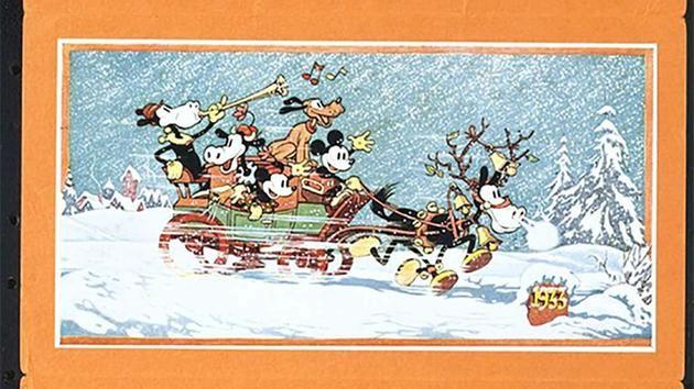 Abc7 News Kgo Bay Area And San Francisco News Disney Christmas Cards Disney Cards Vintage Disney