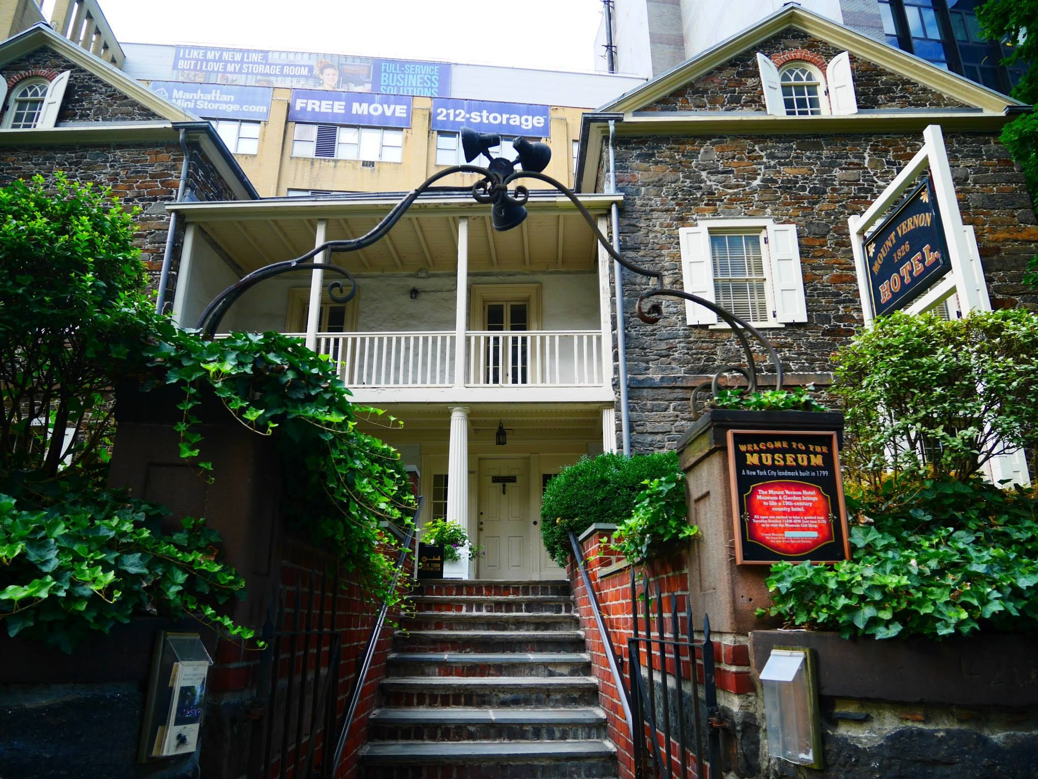 On July 18, 2015, New York Adventure Club Roamed The Historic Mount Vernon  Hotel Museum U0026 Garden To Figure Out Who Killed Who In A 19th Century Themed  ...