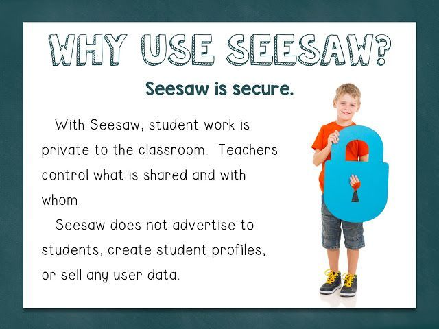 The Popular Digital Portfolio App Seesaw Is Now Available