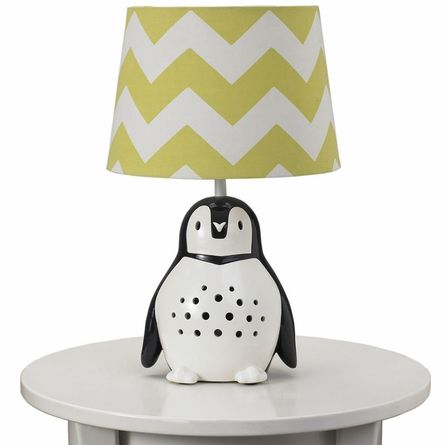High Quality Baby Animals · Penguin Lamp Base