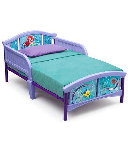 Disney Little Mermaid Toddler Bed, The Little Mermaid Toddler Bedding