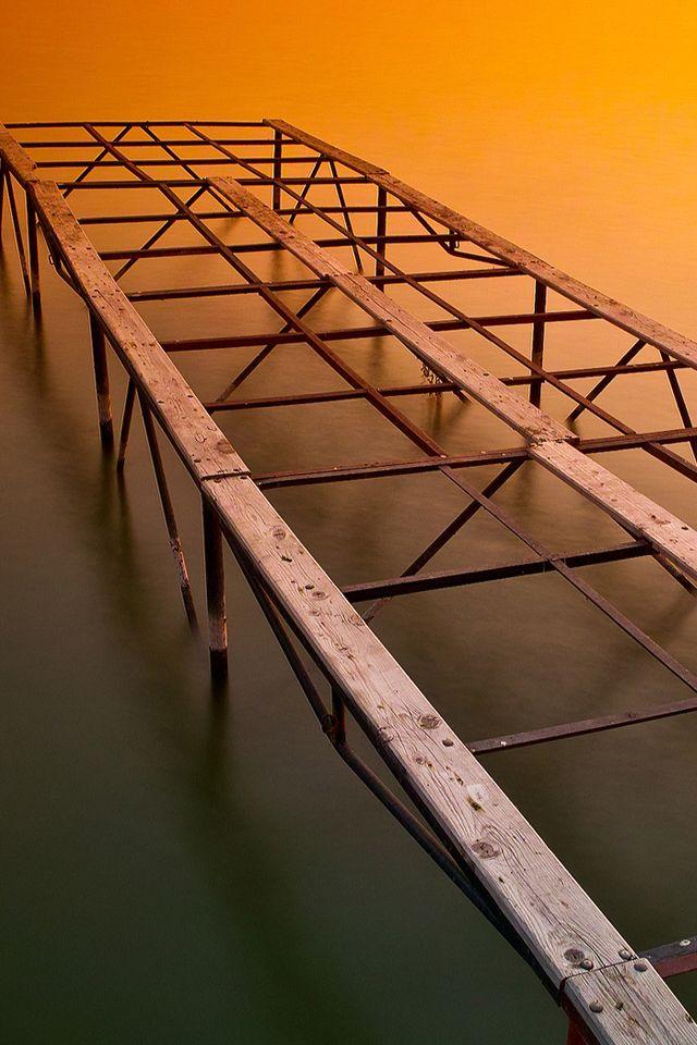 Building A Dock IPhone 4s Wallpaper QuotesHd WallpaperRustic