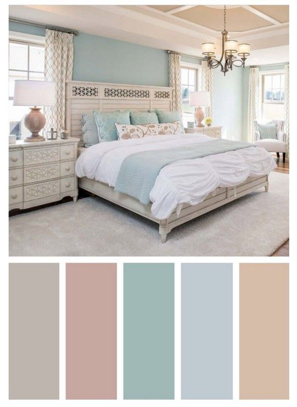 55+ The True Meaning of Bedroom Paint Ideas Master Color