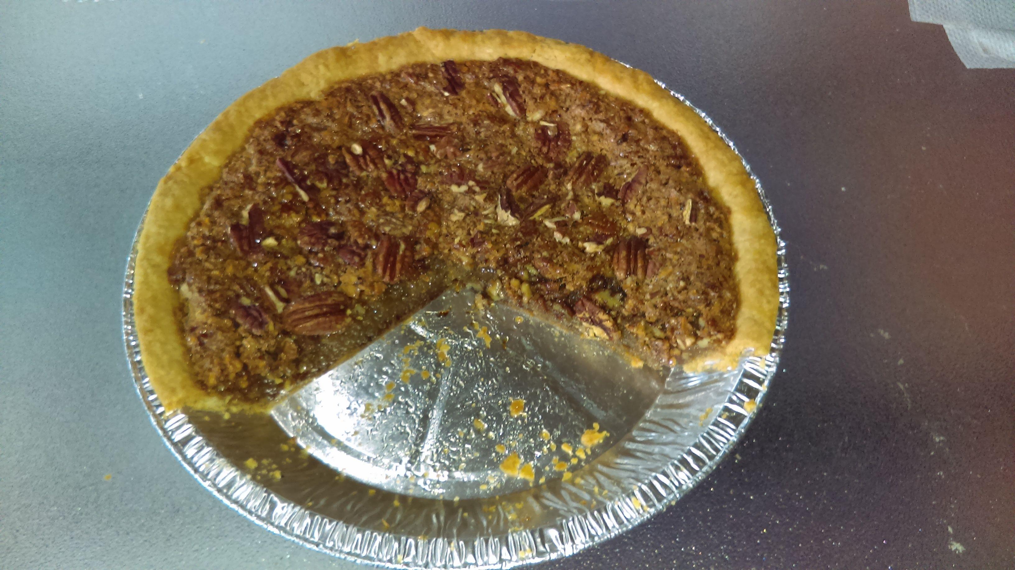 David's Pecan Pie A Southern Favorite