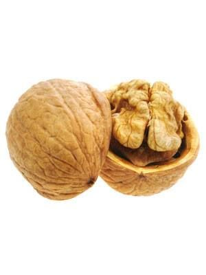 Beat stress by eating walnuts! They've been shown to help lower blood pressure. In fact, research so strongly backs their health benefits that the U.S. Food and Drug Administration goes so far as to recommend 1 1/2 oz per day.